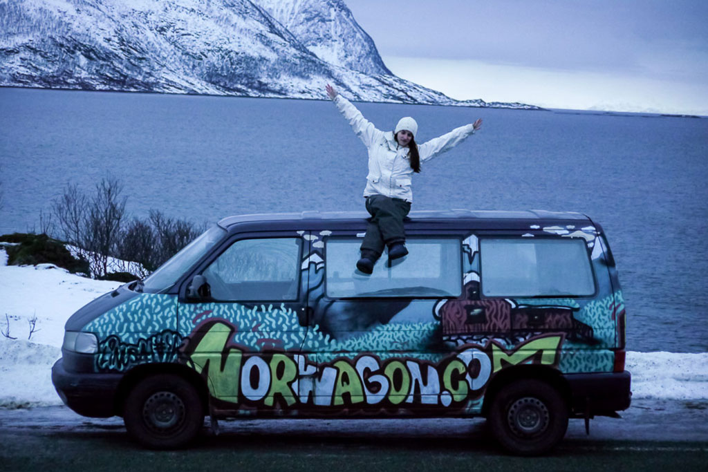 Norwagon senja roadtrip discover norway